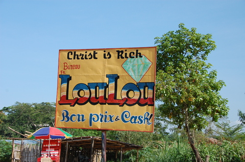 Loulou, Christ is Rich