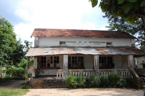 Division de la météorologie de Kisangani