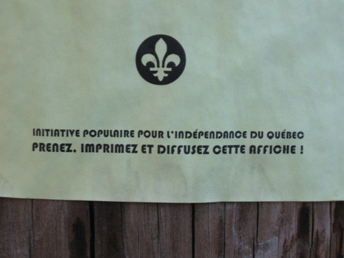 Initiative populaire pour l'indépendance du Québec