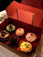 Les cup cakes de Moon-Hee