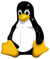 Tux Sticker