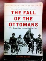 Couverture du livre « The Fall of the Ottoman »